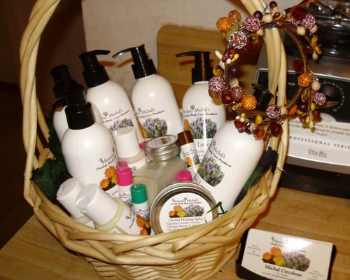 Bodycare Basket