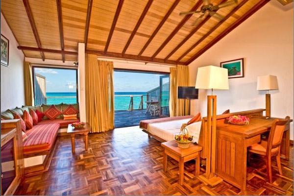 Reethi Beach Resort, Baa Atoll