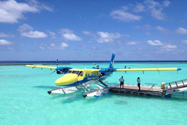 Seaplane Tours in Maldives