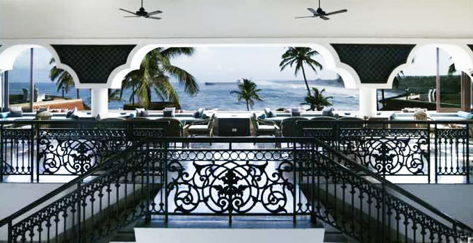 Vivanta by Taj - Fort Aguada Lobby