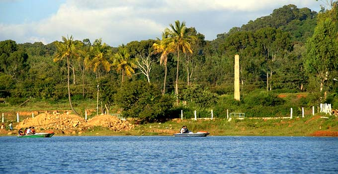 Punganoor Lake - Yelagiri