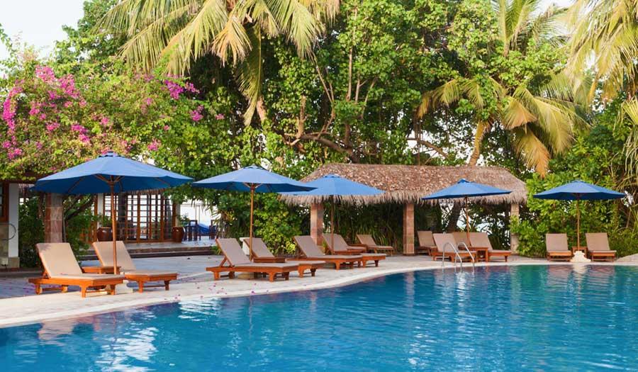 Santana Beach Resort in Goa