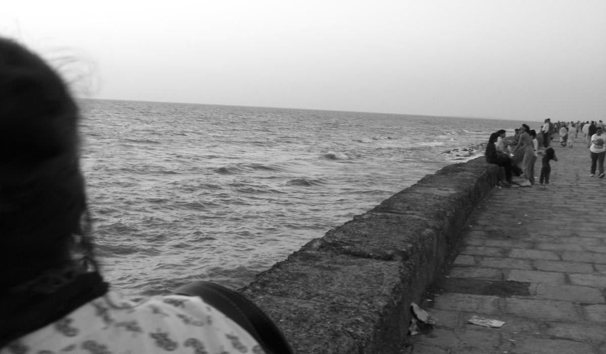 Worli Sea Face Mumbai