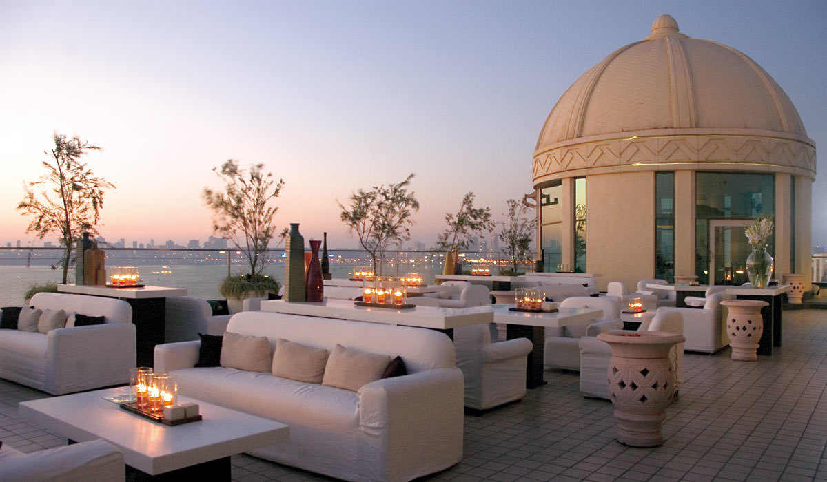 intercontinental dome mumbai