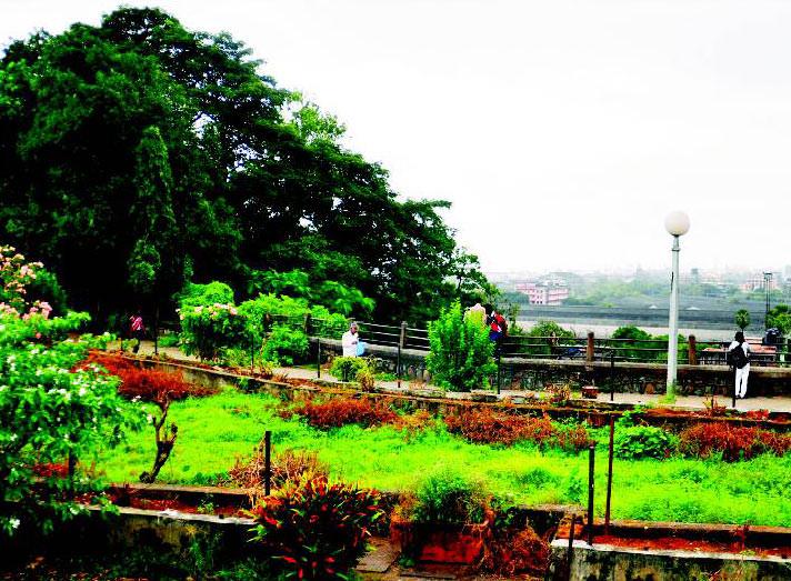joseph baptista garden mumbai