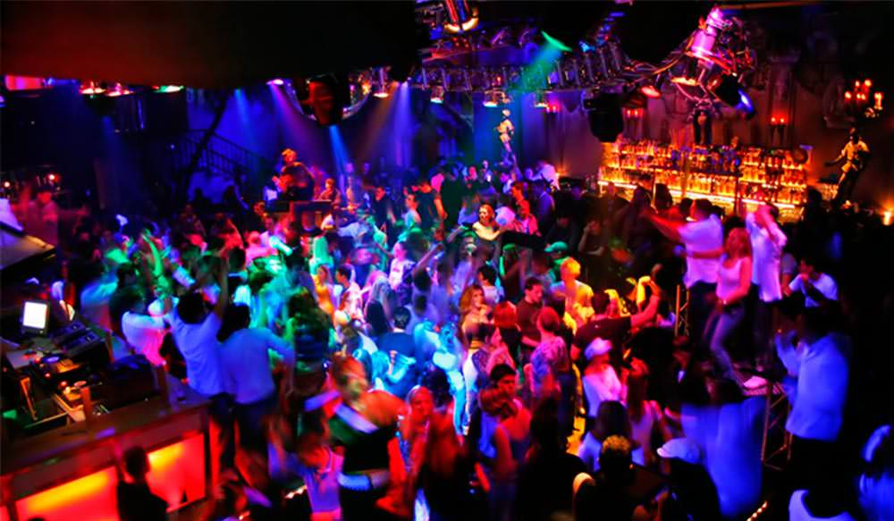 Tito's Nightclub in Goa