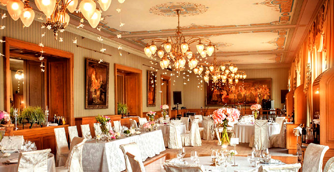Hotel National in Moscow Wedding Venue