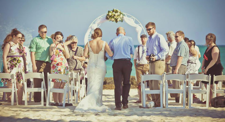 Wedding At Memories Resort