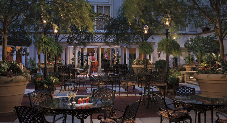 Ritz Carlton New Orleans