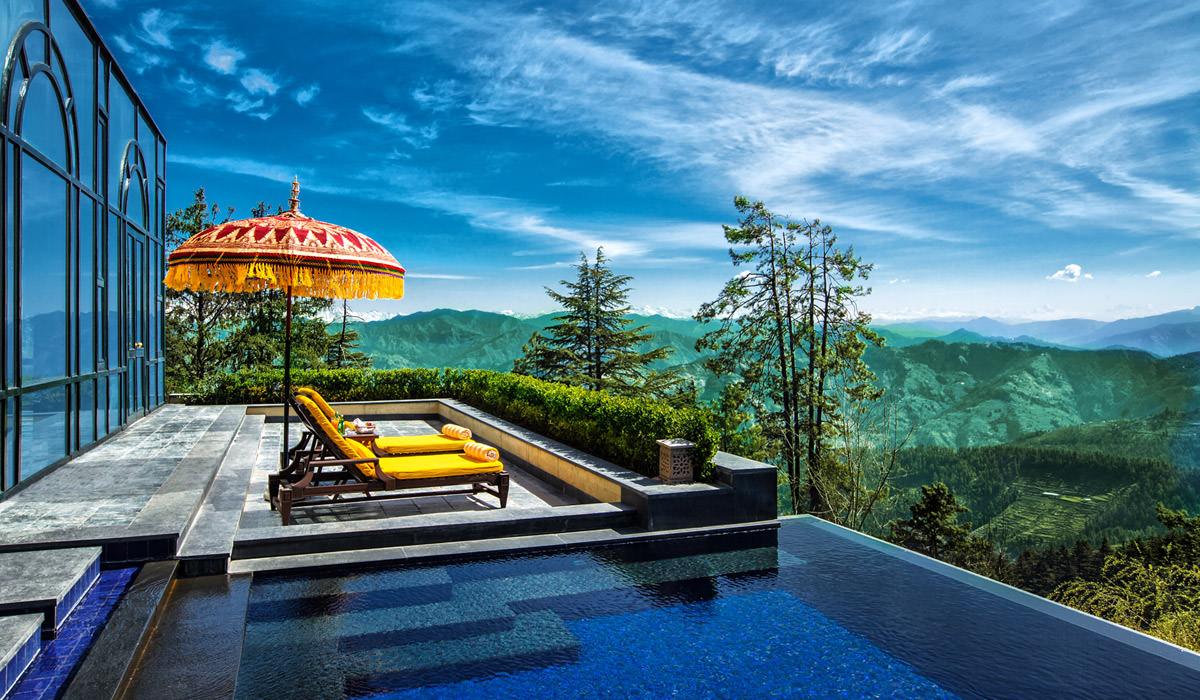 Wildflower Hall Resort,Shimla