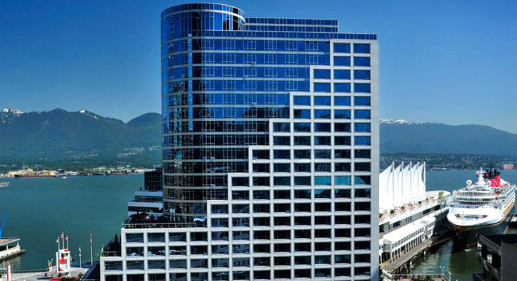 Fairmont Waterfront Hotel