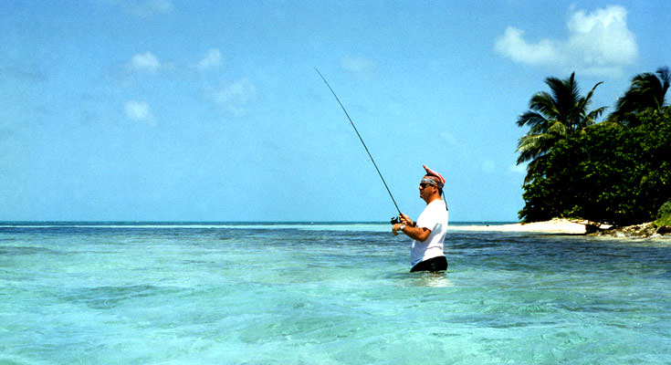 Fishing, Belize