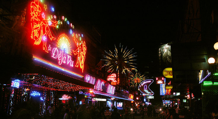 Night Life Bangkok