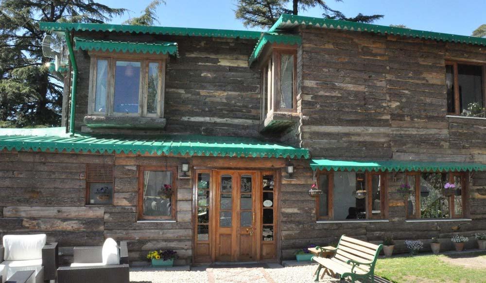 Hotel Rokeby Manor in Mussoorie