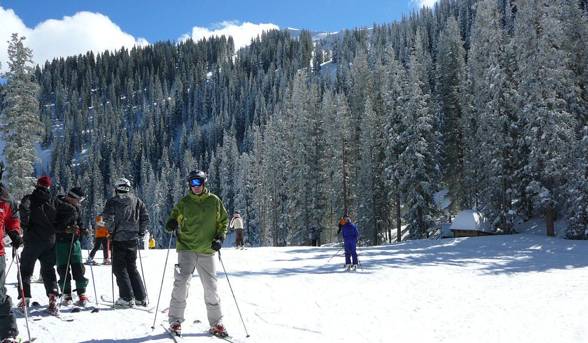 Taos Skiing