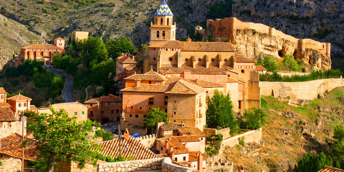 Albarracin , Spain