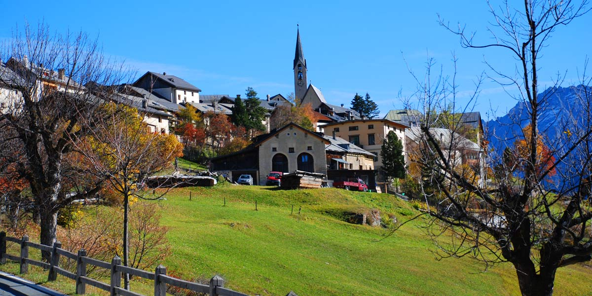 Guarda in Switzerland