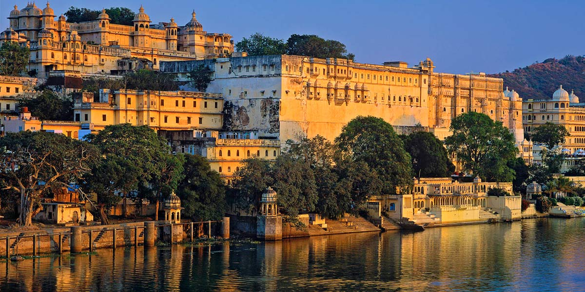 Lake-Pichola in Udaipur