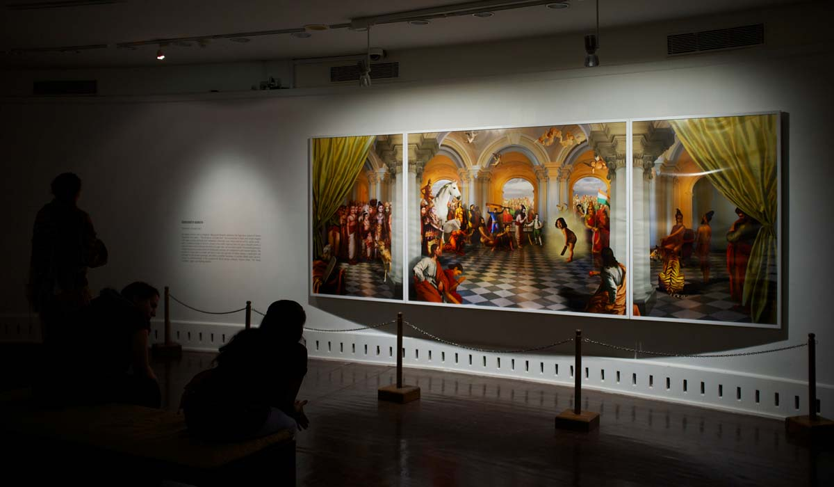 National-Gallery-of-Modern-Art,-Mumbai