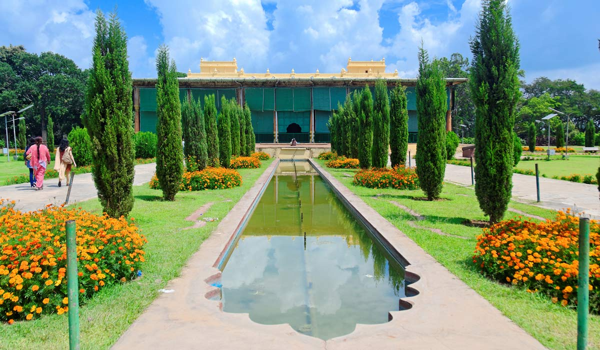 Tipu-Sultan's-Summer-Palace