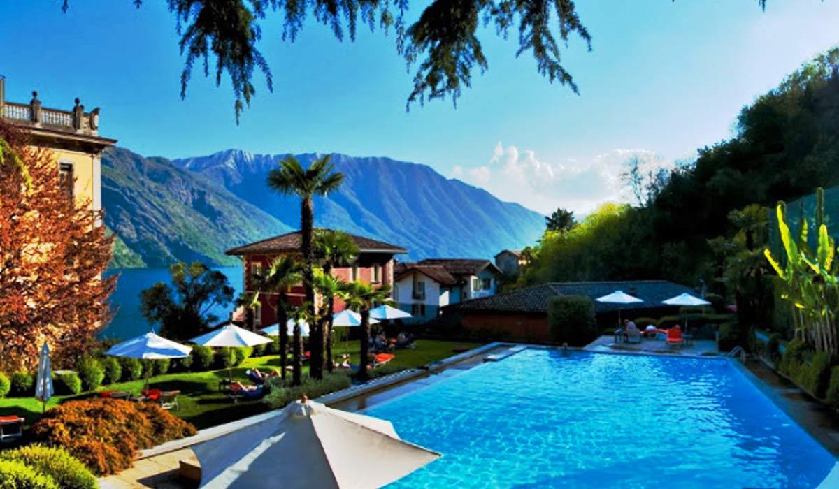 Hotel Salto Chico, Chile