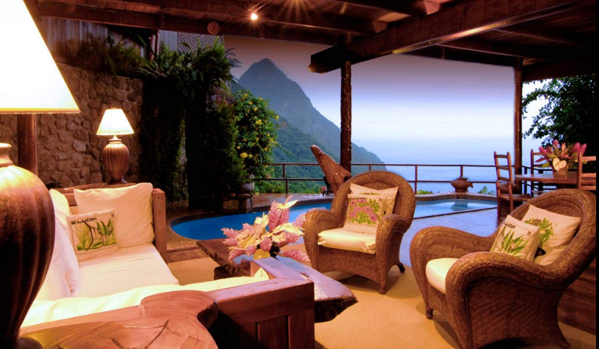 Ladera, Soufriere, St. Lucia