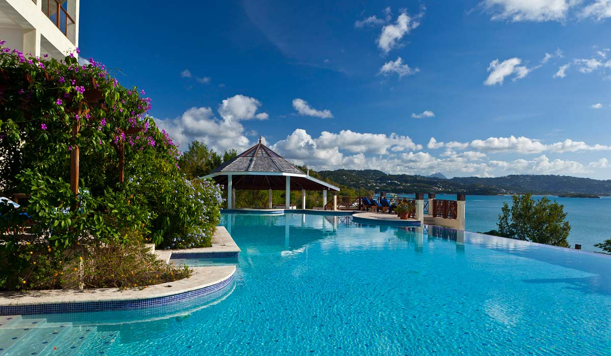 Calabash Cove Resort and Spa in St Lucia