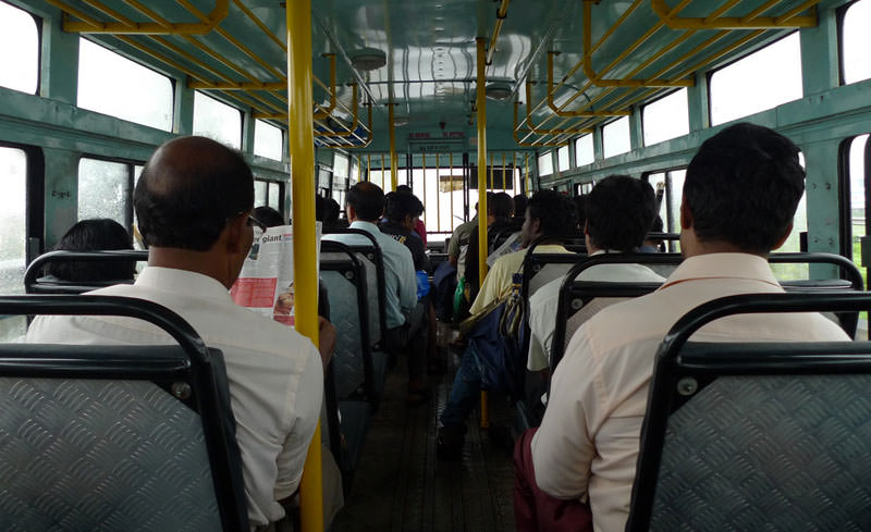 Bus Service in Goa