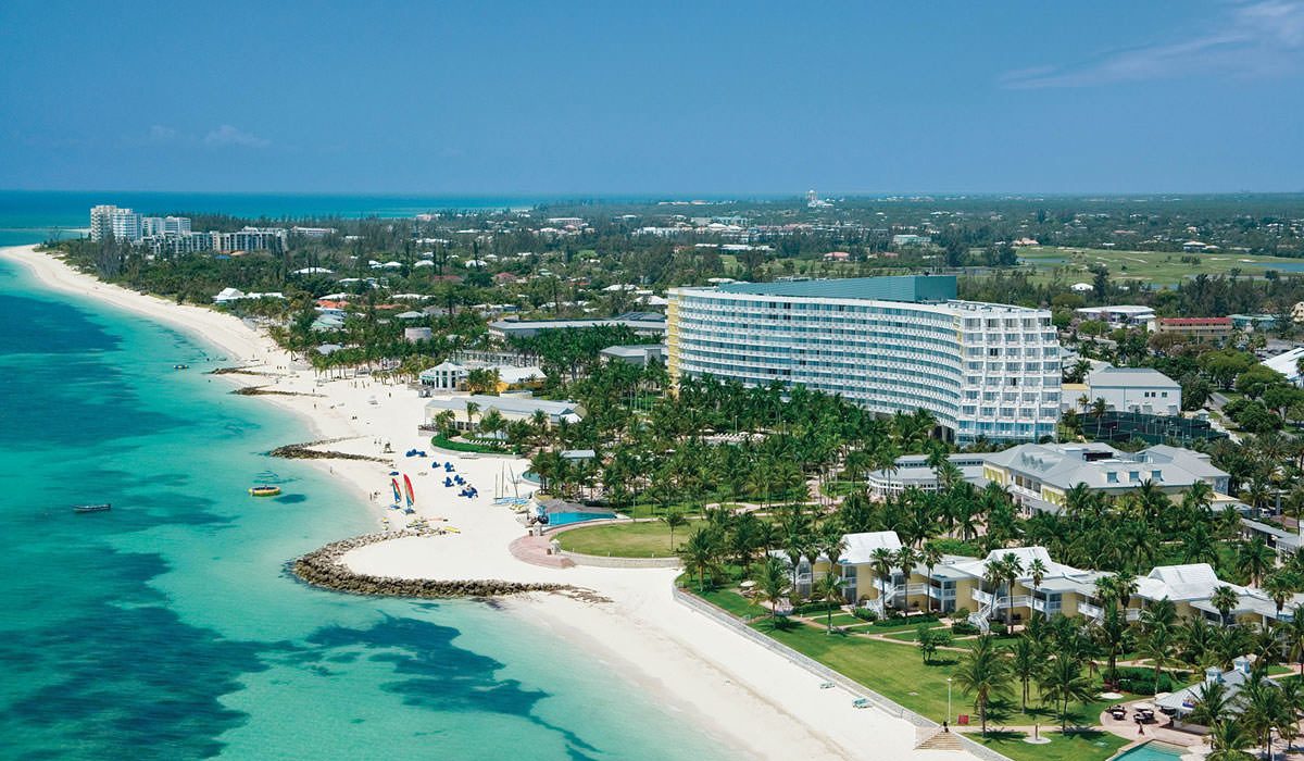 Grand Lucayan Resort in Bahamas