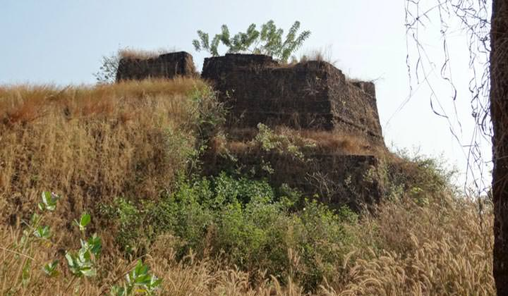 Hosdurg Fort in Kerala