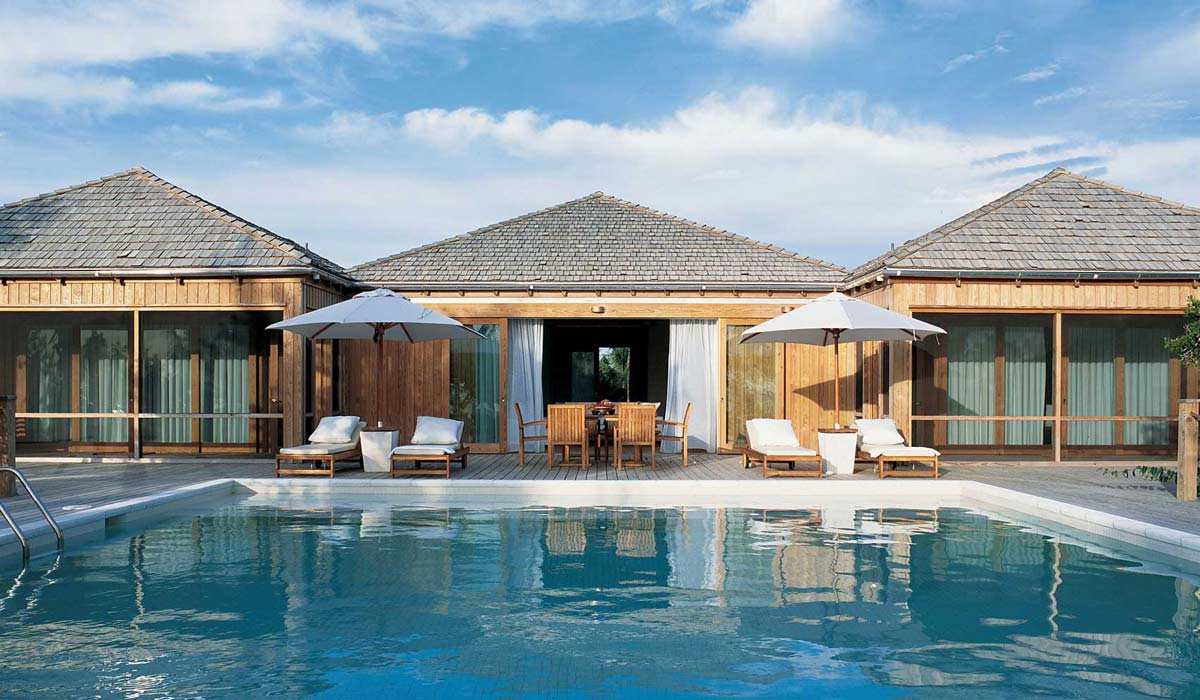 All Inclusive Parrot Cay Resort by COMO