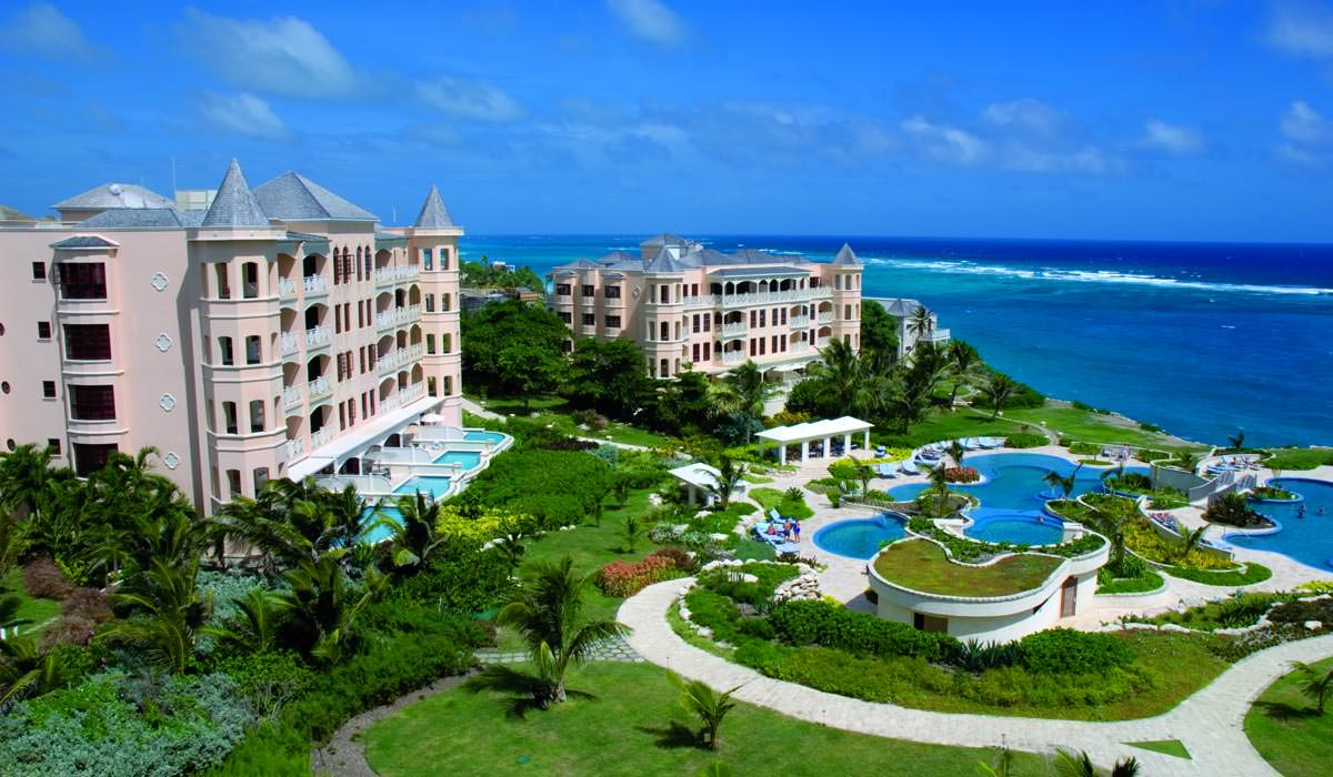 The Crane Residential Resort in Barbados