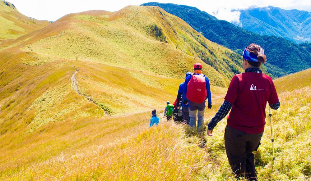 Mount Pulag in Philippines