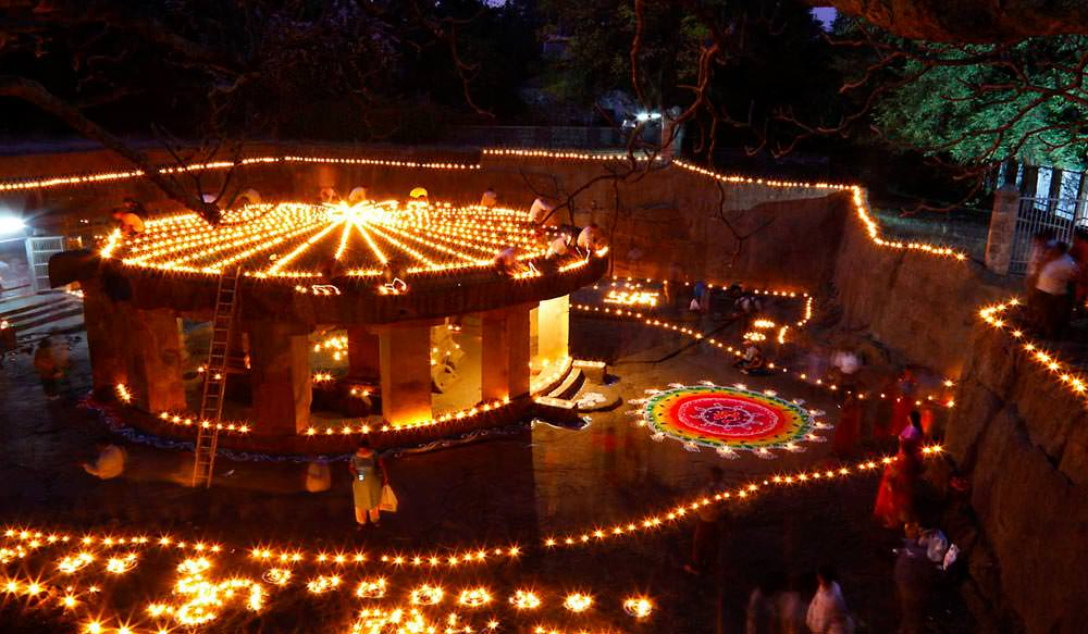 Pataleshwar Cave Temple in Pune