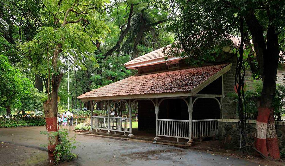 The Empress Garden in Pune