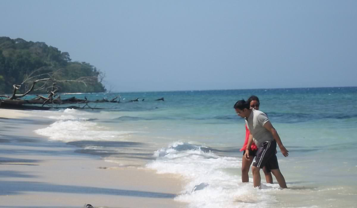 elephanta beach havelock
