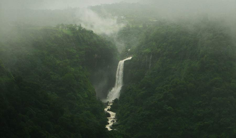 Waterfall at Khandala
