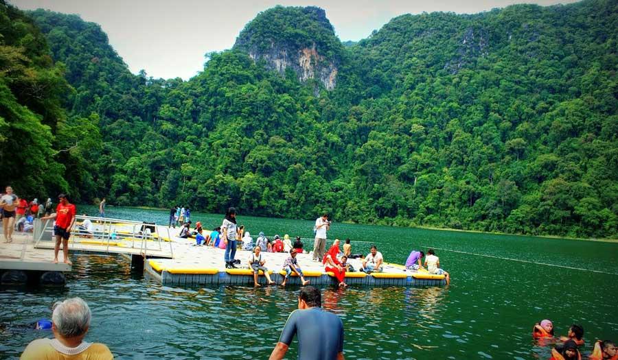 Pulau Singa Besar in Langkawi
