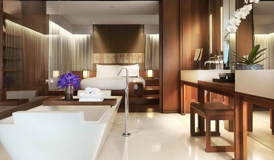 Romantic Hotel The Hansar Bangkok