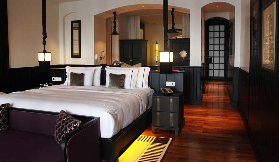 Luxury Hotel The Siam Bangkok