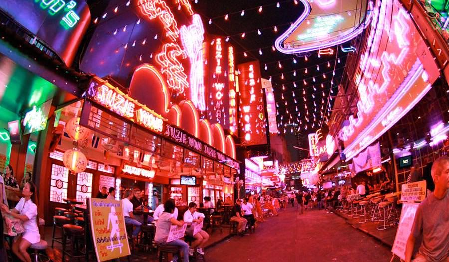 GO GO Bars in Bangkok