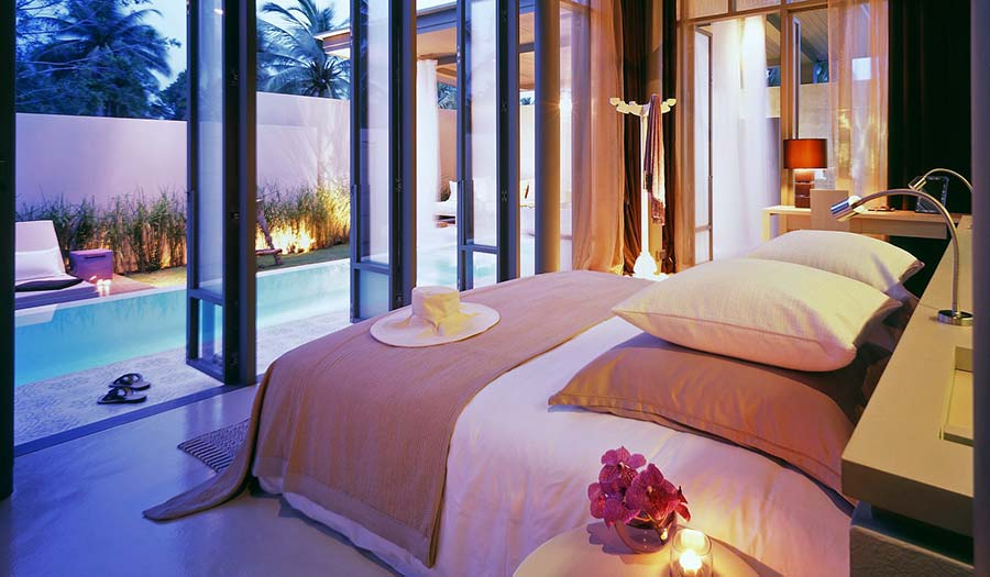SALA Phuket Resort and Spa Bedroom