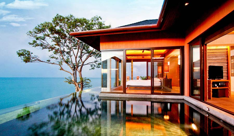 Sri Panwa Pool Villa Luxury Hotel in Phuket