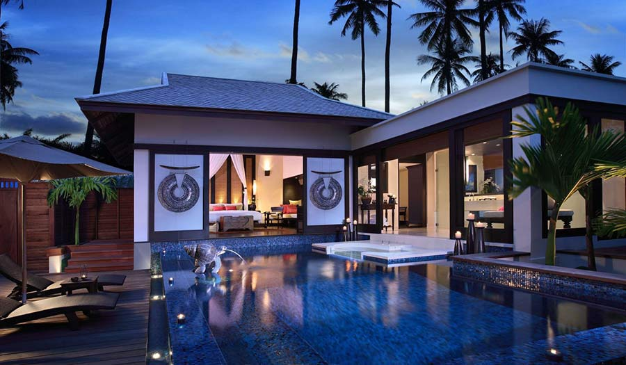 Trisara Resort in Phuket