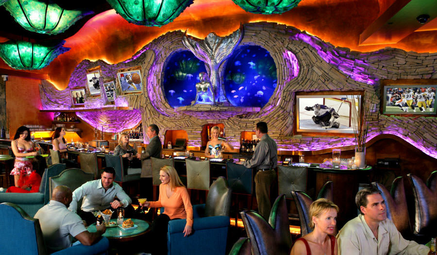 the mermaid bar and lounge las vegas