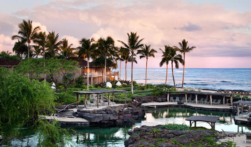 Four Seasons Resort Hualalai in Big Island