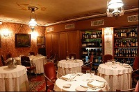 El Toulà restaurant Rome