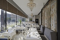 Verandan, Grand Hotel Restaurant