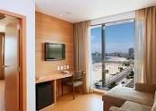 Arena Copacabana Hotel - panoramic hotel