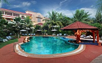 Joecons Beach Resort Goa India